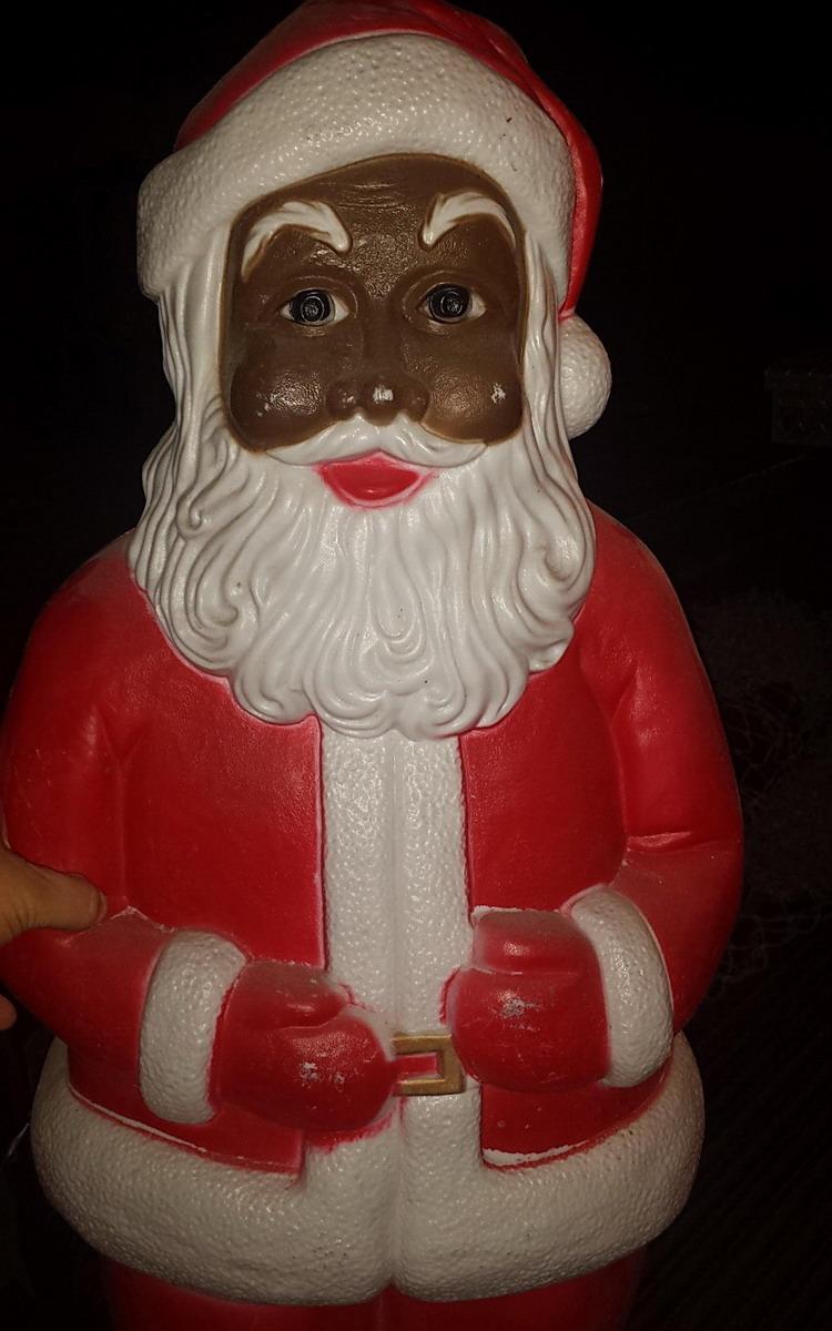 Фото приколы. Темнокожий Санта