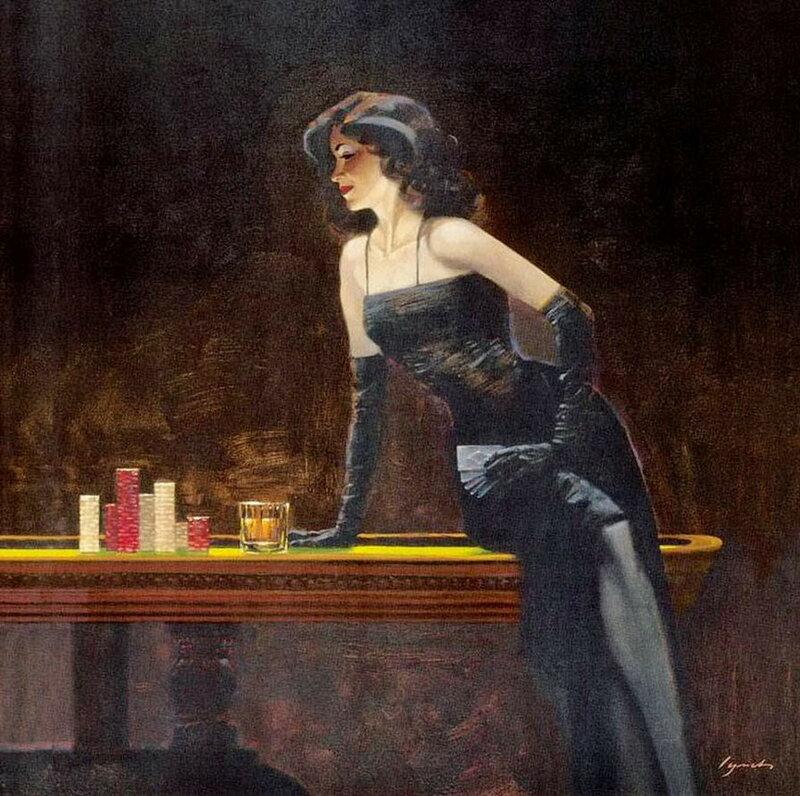 женщины и казино