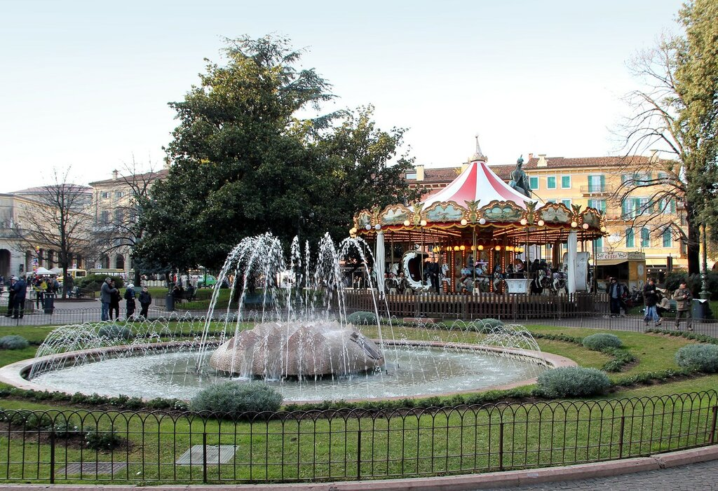Piazza Brà, Verona