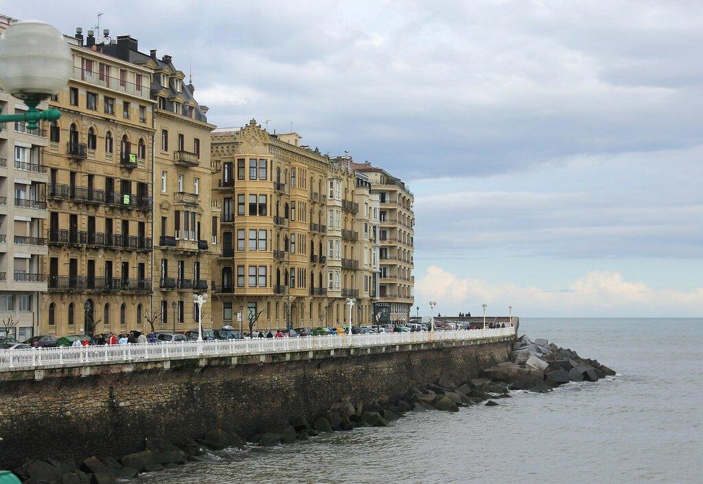Доностия-Сан-Себастьян
