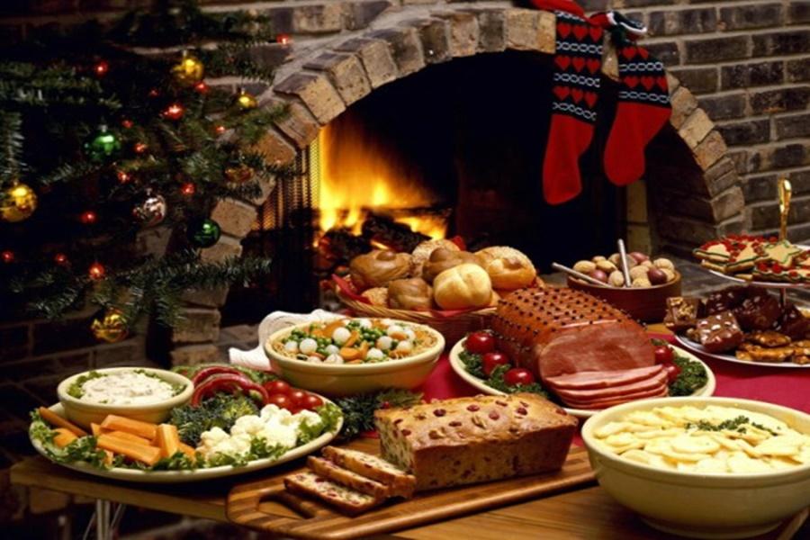 Правильный новогодний стол к Новому 2015 году
