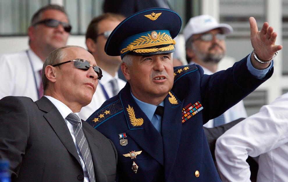 11. Танковые учения в Забайкальском крае. (Фото Aleksey Nikolskyi | Reuters):