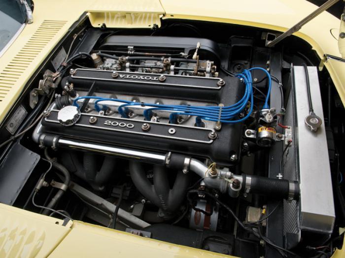 Тoyota 2000 GT. Та, что всегда останется первой