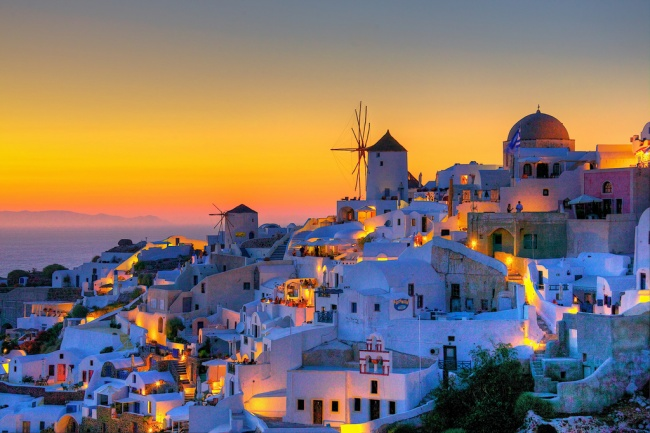 © Mike Ledwith  Греция— одно изтех государств, которые практически всегда выдают визы россия