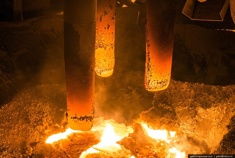 24. Ферросплавы — это сплавы железа с другими элементами (хром, марганец, кремний, кальций и др