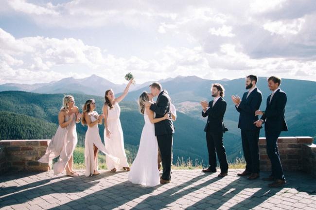 © Love What Matters  Позже Кети поделилась, что немогла представить для себя лучшей свадьбы,