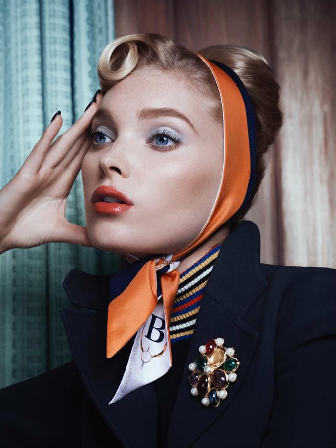 Эльза Хоск для Vogue Mexico