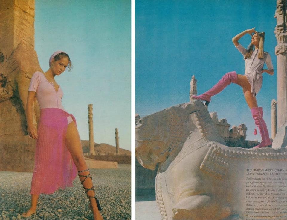 А ведь еще 40 лет назад Иран был таким… (10 фото)