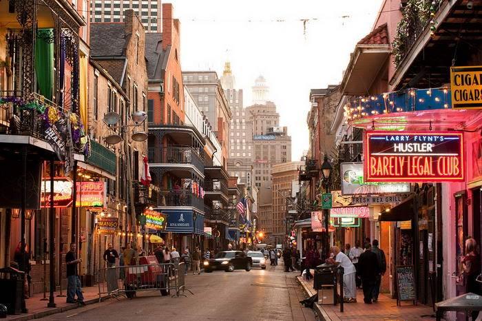 В Соединенных Штатах найдется немало фантастических городов, однако Новый Орлеан является местом, ко