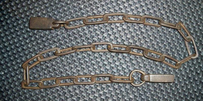 Кусари-Фундо очень напоминает среднеевропейский цеп, который использовали как простые крестьяне,