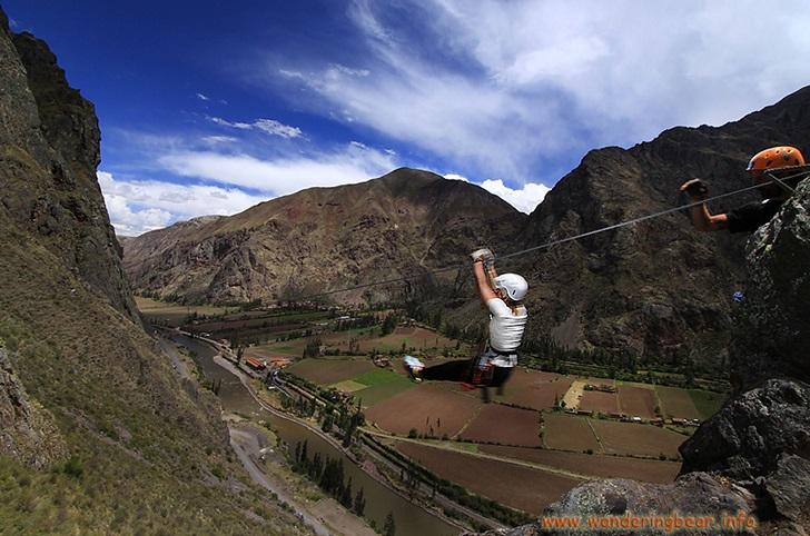 Отель «У безумного альпиниста», или гостиница для смелых (5 фото)