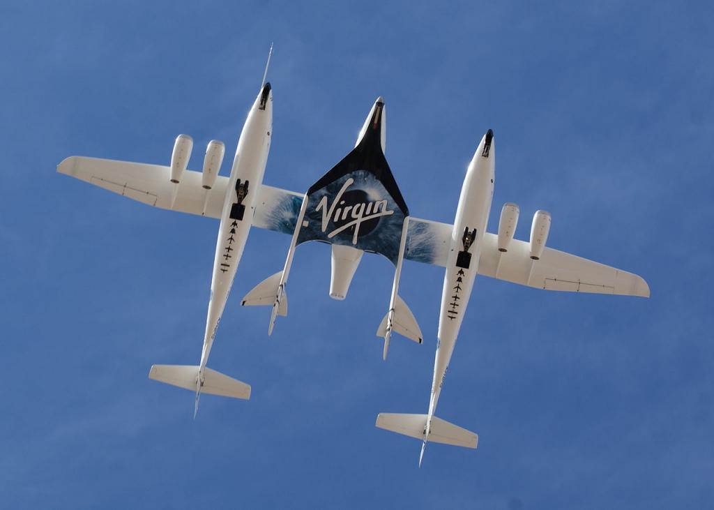 SpaceShipTwo (Jeff Foust)