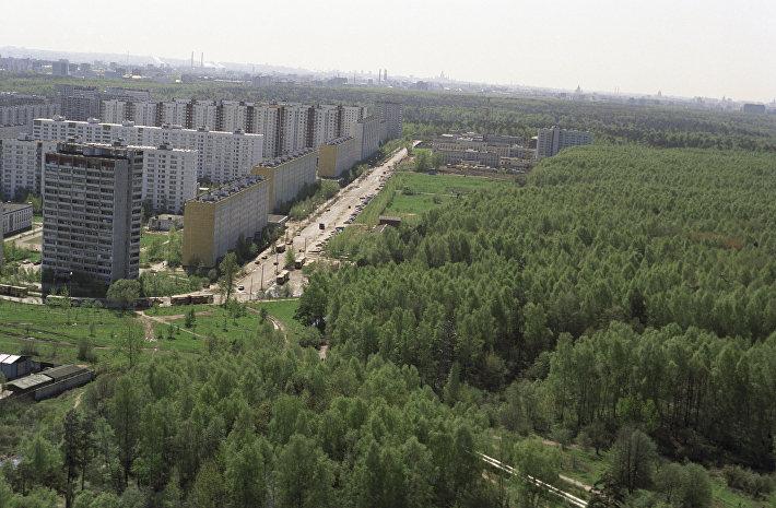 Сенаторы одобрили закон осоздании «зеленого щита» вокруг крупных городовРФ