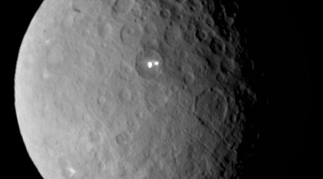 Ученые пояснили отсутствие огромных кратеров наЦерере