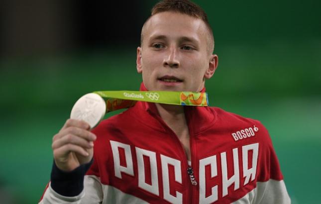 Житель россии Аблязин стал бронзовым призеромОИ вупражнениях накольцах