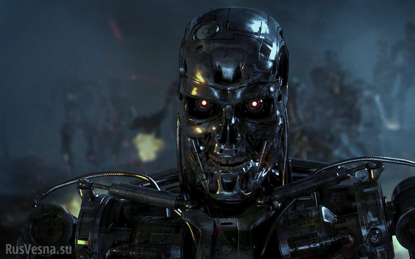 ВИраке собрали боевого робота для борьбы сИГИЛ