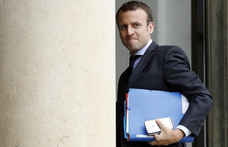 Министр экономики Франции подаст вотставку вовторник