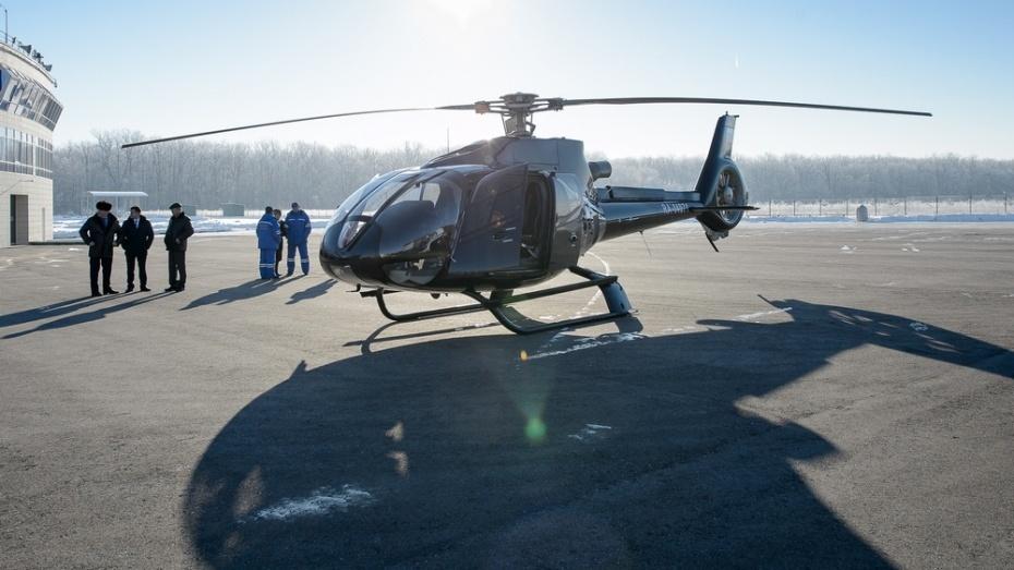 Центру медицины катастроф вернули отремонтированный вертолет