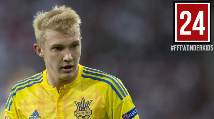 Виктор Коваленко вошел втоп-30 рейтинга наилучших молодых игроков мира