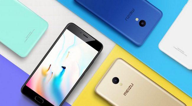В Российской Федерации стартовали продажи элегантного телефона Meizu U10