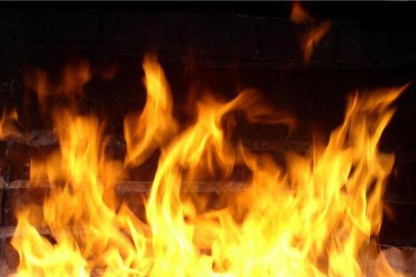 ВоЛьвовской области горела школа