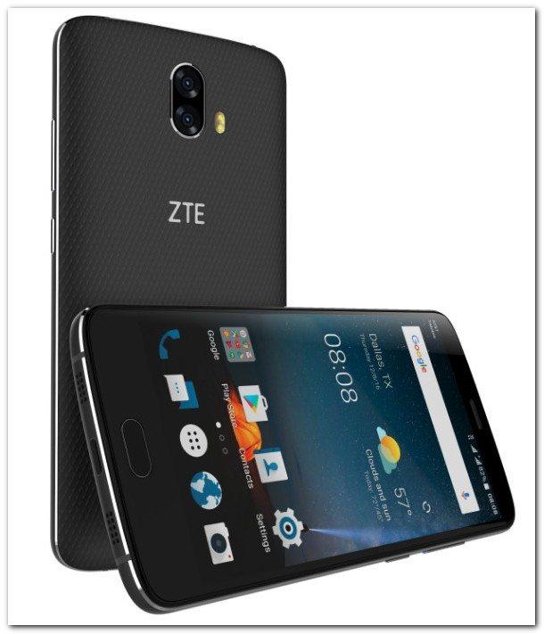 ZTE Blade V8 Pro получил двойную камеру