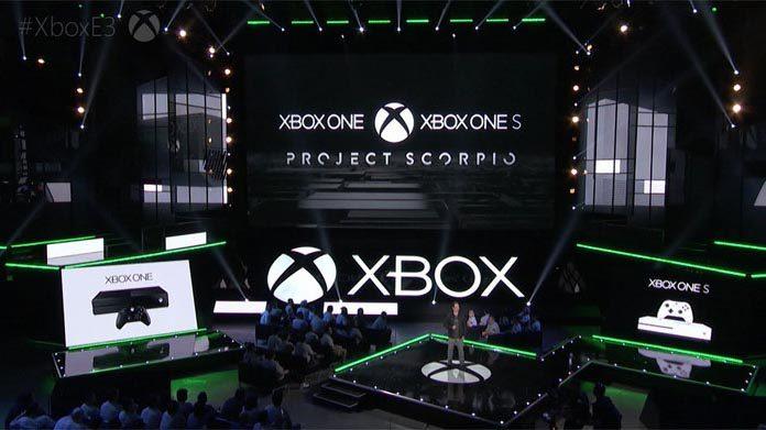 Microsoft презентует новейшую консоль летом нынешнего 2017г.