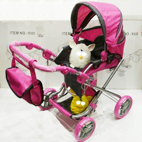 Кукольная коляска Мелобо 9333