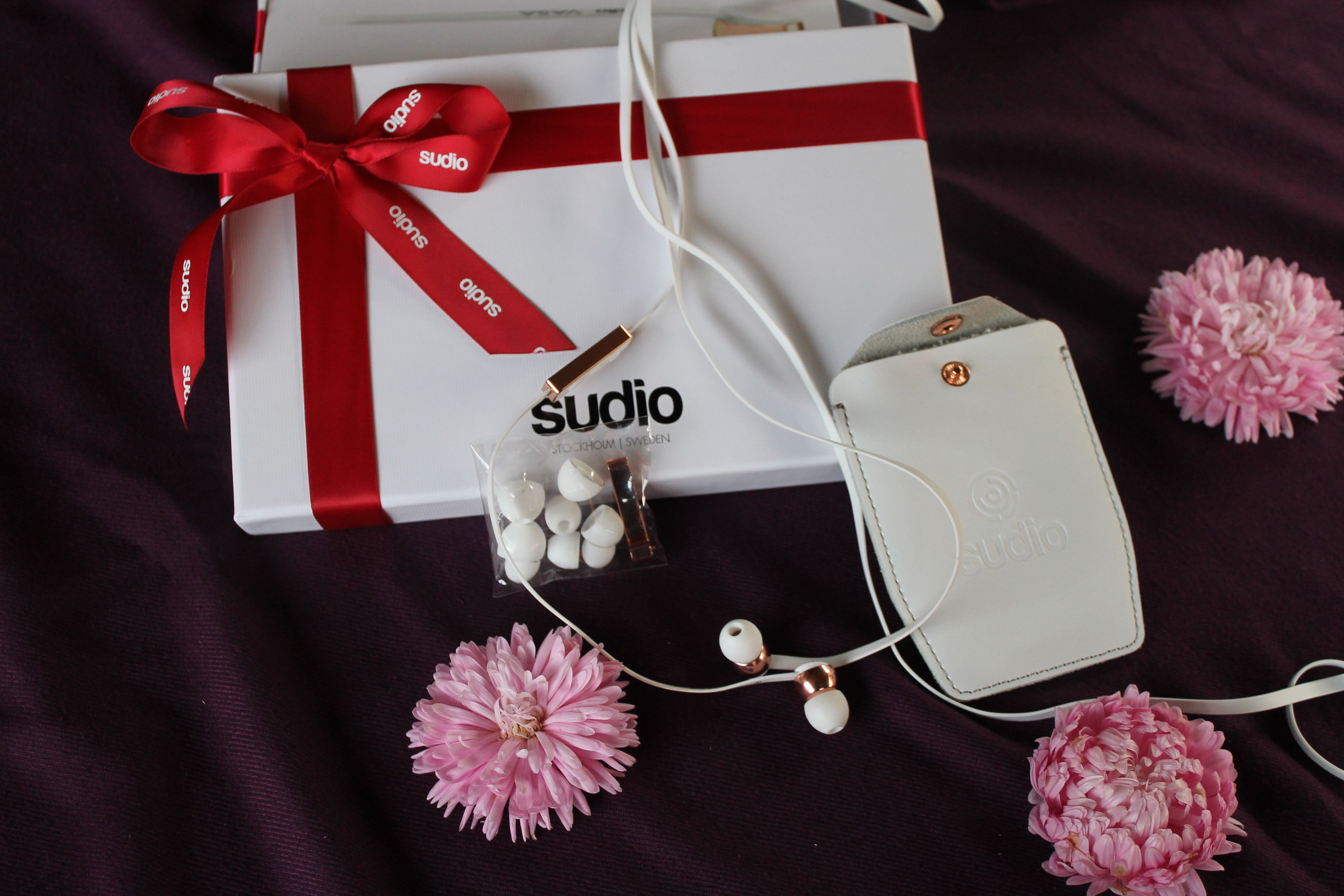 Sudio Vasa - Rose Gold White