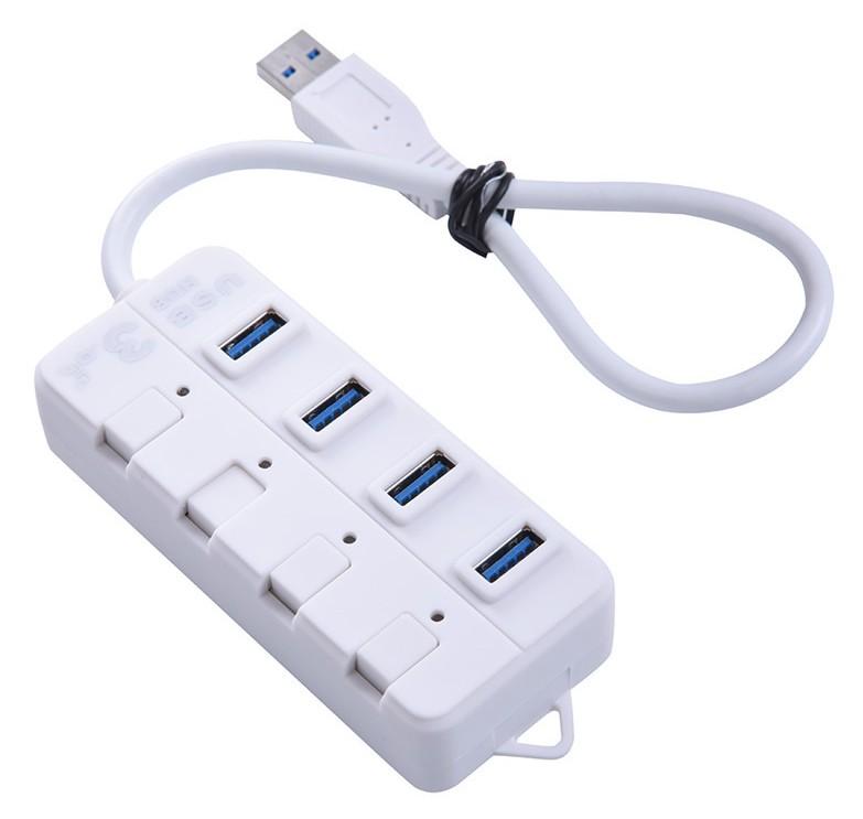 4-портовый USB Адаптер