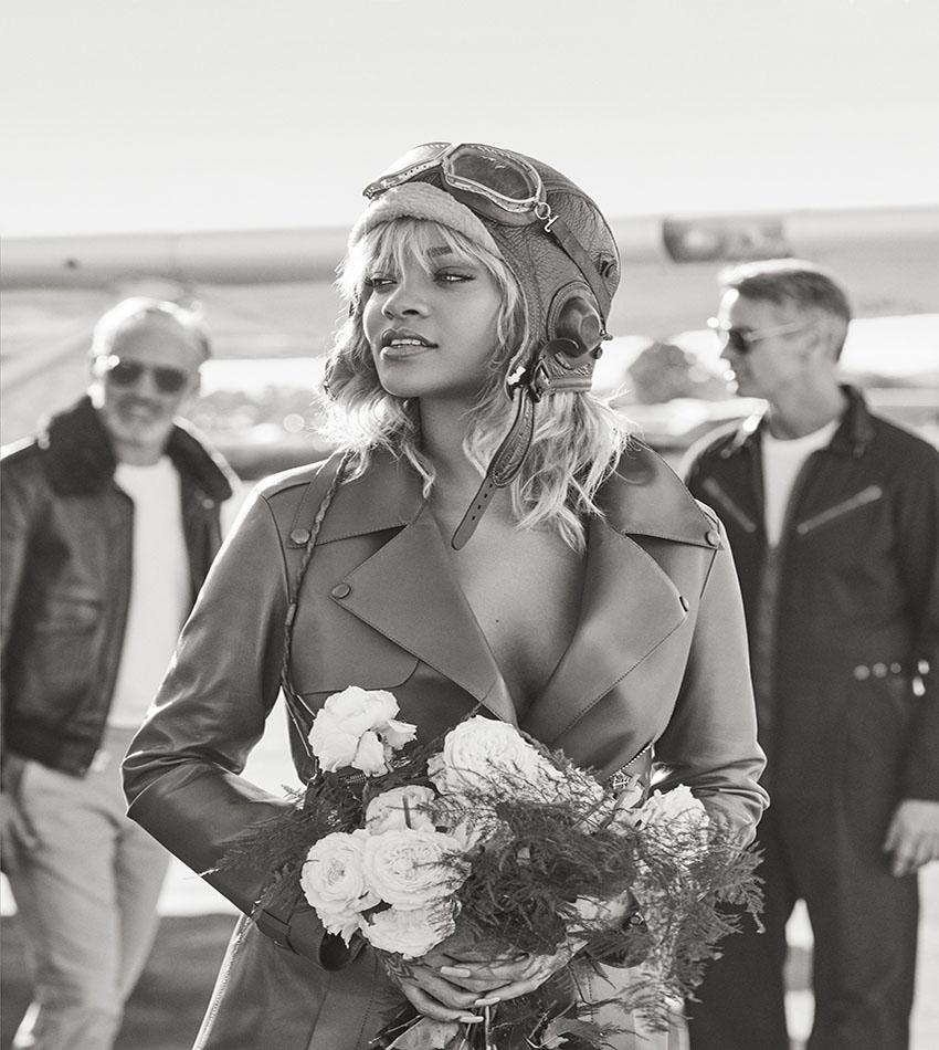 Rihanna - Harper's Bazaar US (March 2017)