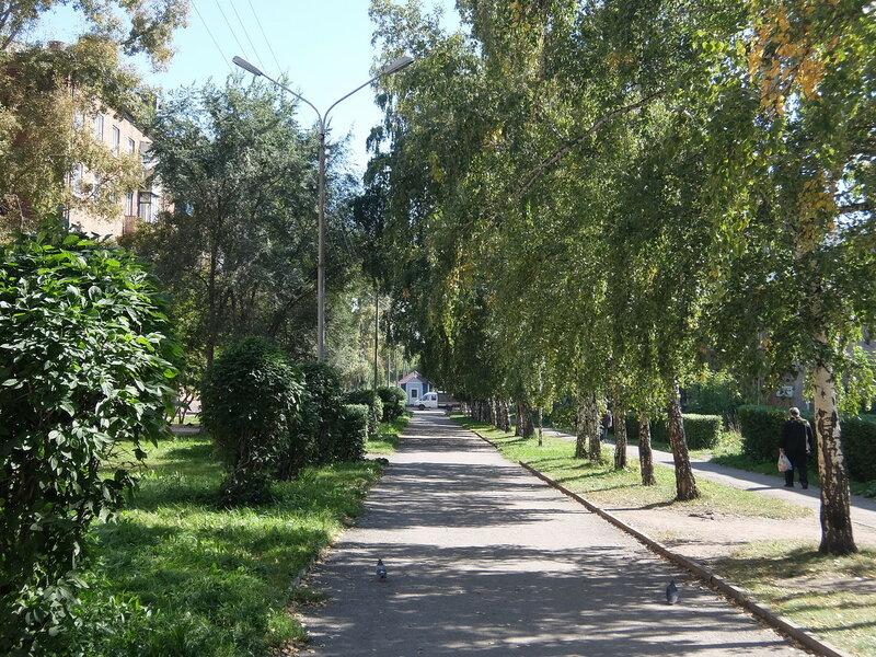 Улица Метелкина