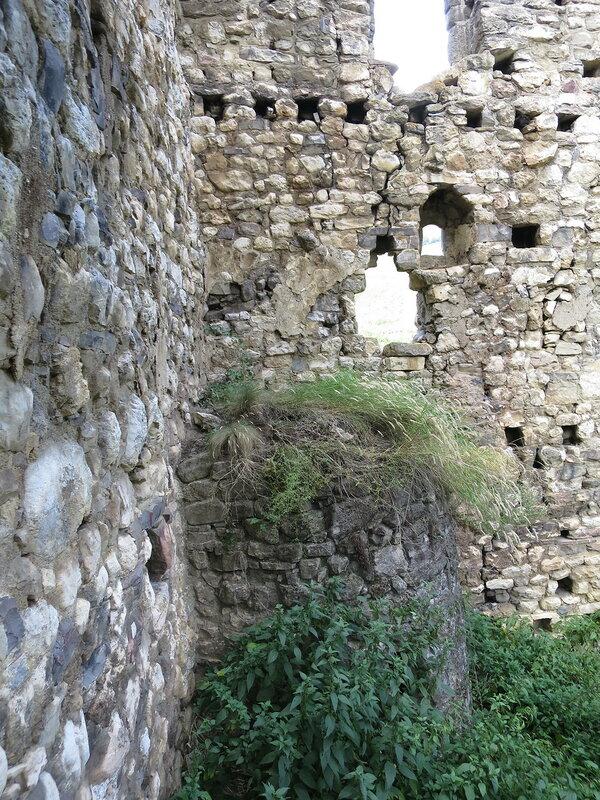 Каменный мешок в жилой башне, Цори