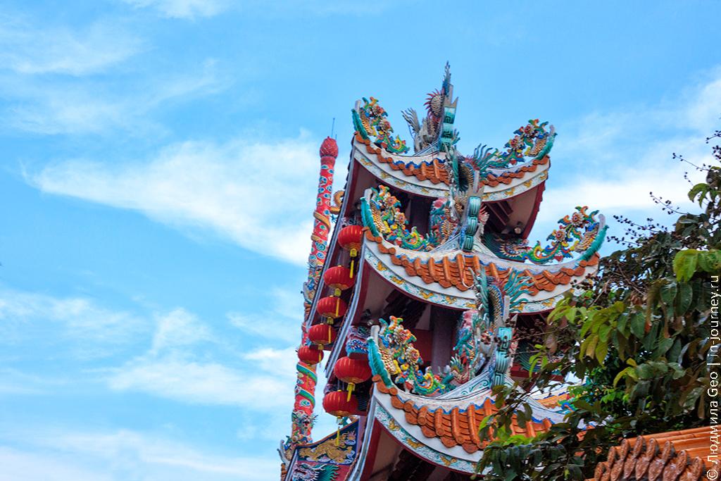 китайский храм анг сила