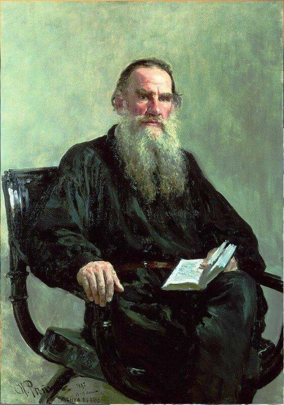 Портрет писателя Л.Н.Толстого. 1887. Илья Репин. lev-tolstoy.jpg
