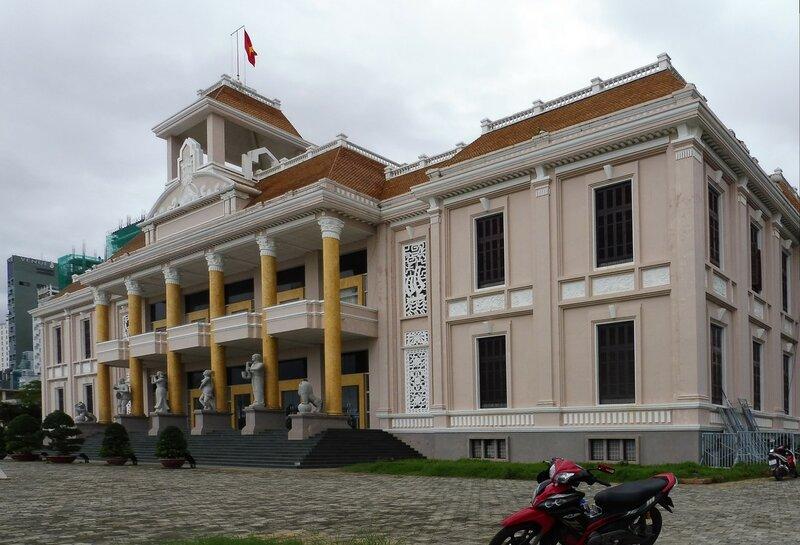 Оперный театр в Нячанге