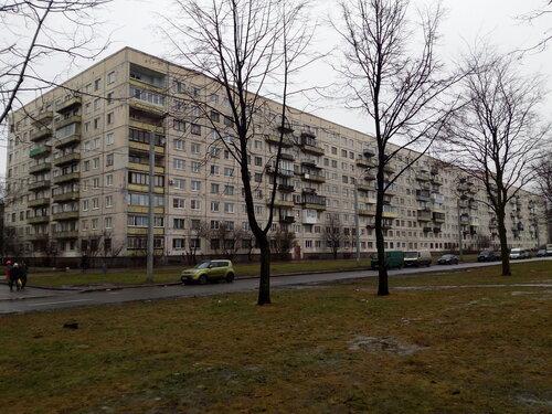 Гражданский пр. 124к1