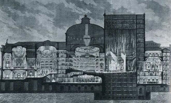 Опера Гарнье. Париж