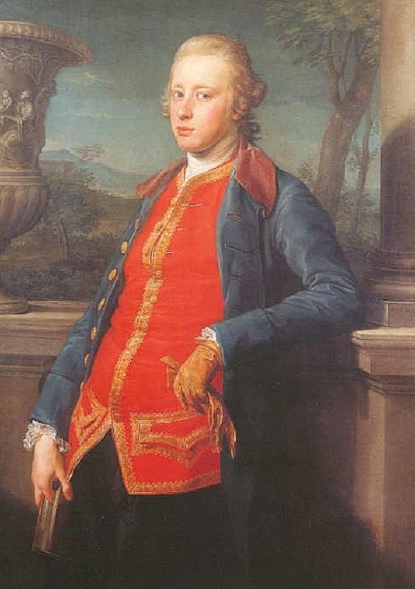Уильям Кавендиш, 5-q герцог Девонширский ву Pompeo Batoni (1708–1787).jpg