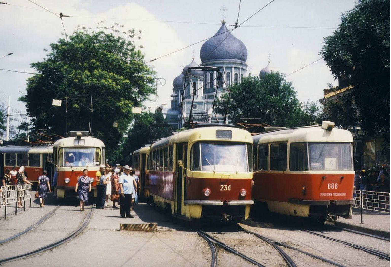 1985. Ростов-на-Дону.  ул.Станиславского