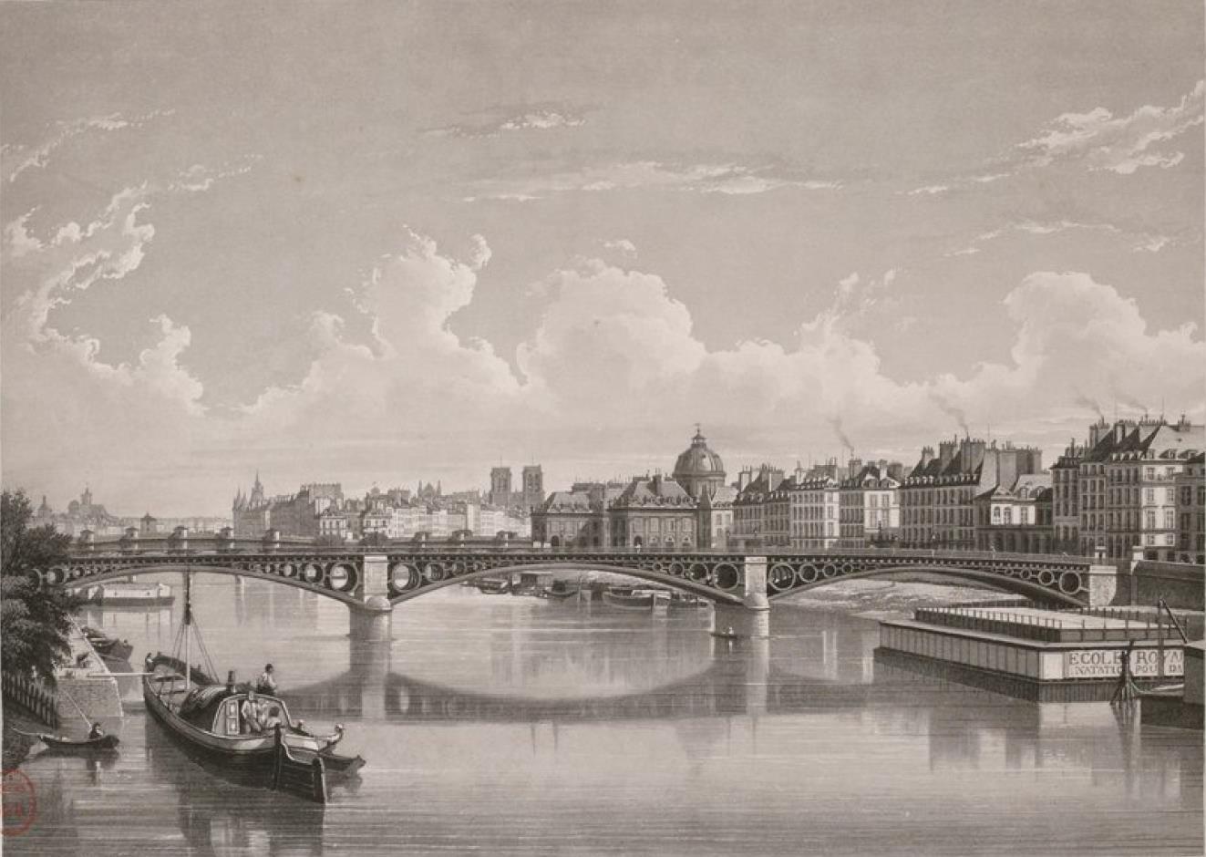 Париж. Королевский мост