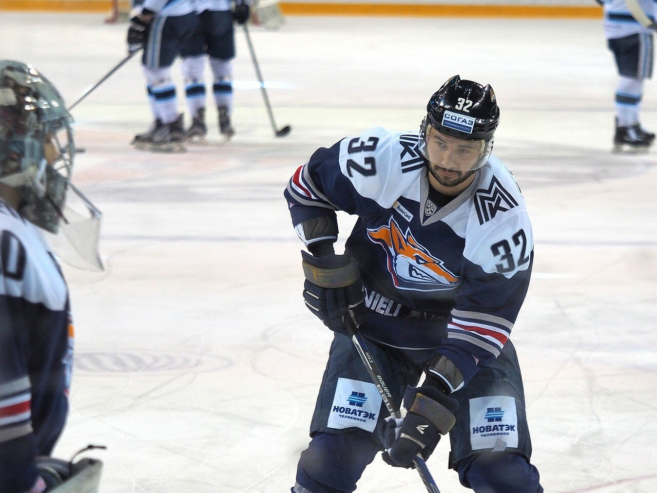 29Плей-офф 2016 Восток 1/2 Металлург - Сибирь 10.03.2016