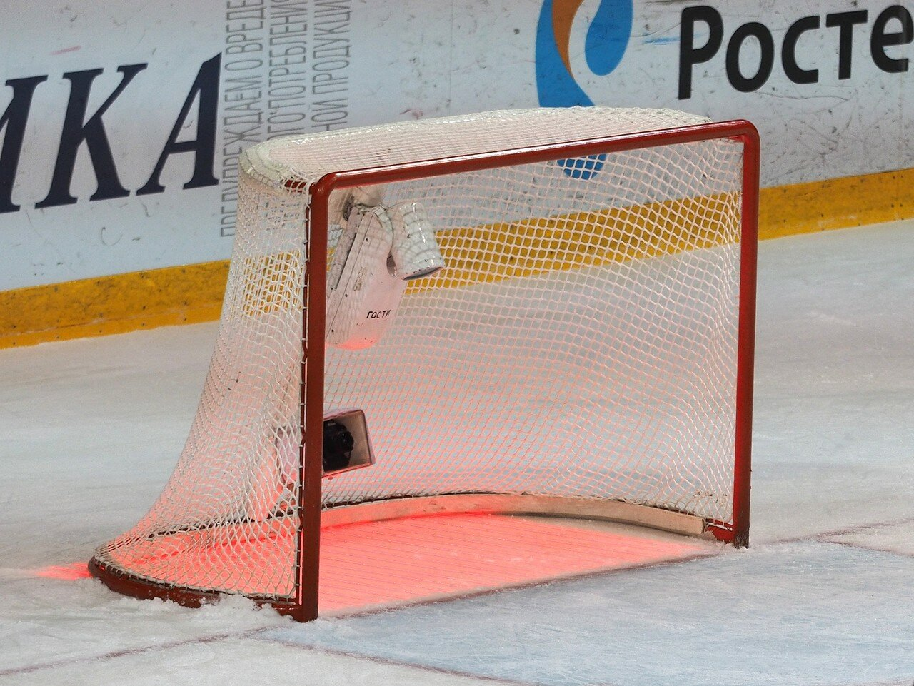 98Плей-офф 2016 Восток 1/2 Металлург - Сибирь 10.03.2016