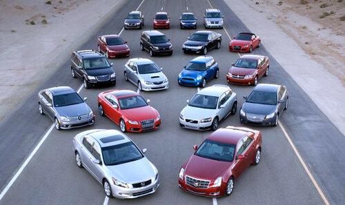 В России составили рейтинг самых бюджетных авто января
