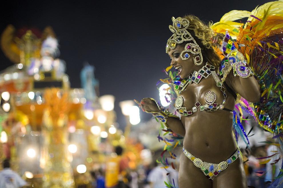 карнавал в бразилии. фото