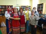 День православной книги и Масленица в городской библиотеке № 2