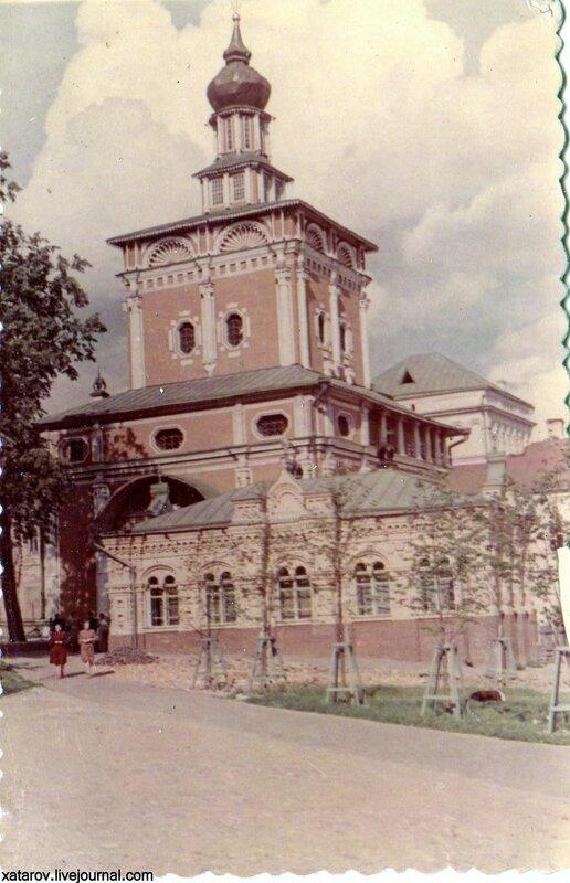 Троицко-Сергиевский монастырь в Загорске. 26.07.83 г. (4).jpg
