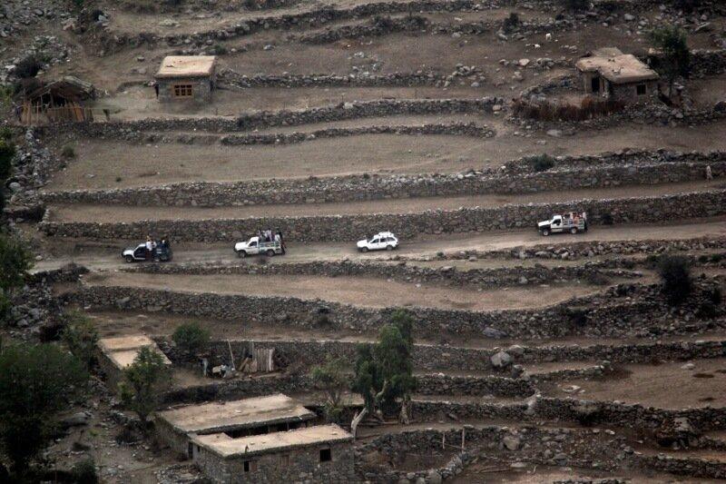 Американские военные в Афганистане 13