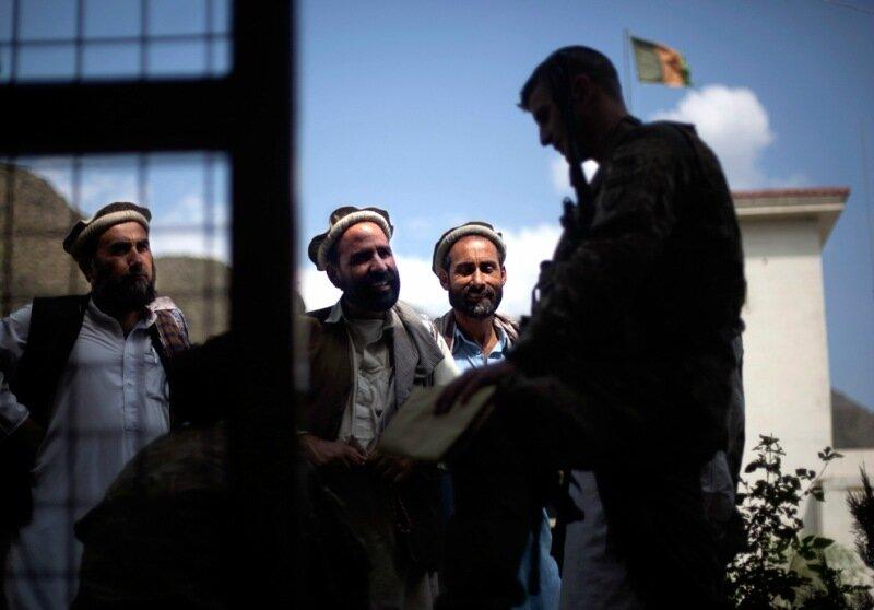 Американские военные в Афганистане 22