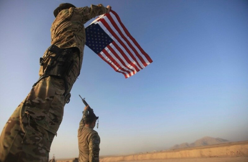 Американские военные в Афганистане 33